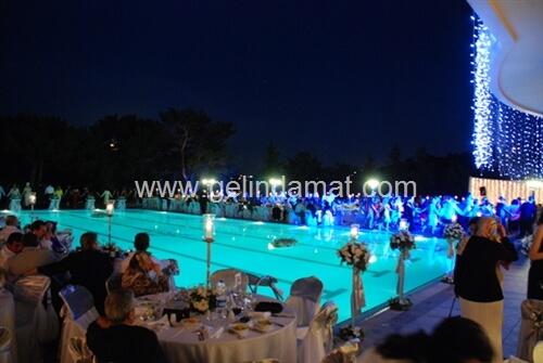 Dudo Catering-istanbulda havuzbaşı düğünler